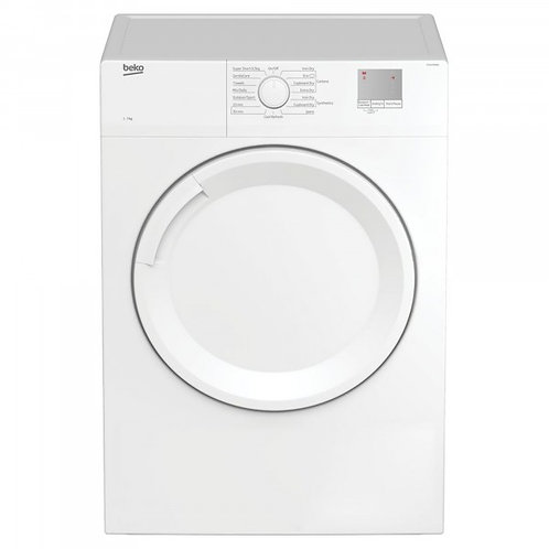 Beko DTGV7000W 7kg Vented Dryer
