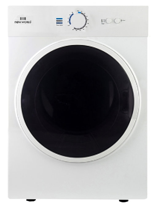New World NW7KGVTDW 7KG Vented Dryer