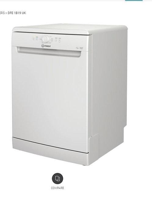 Indesit DFE1B19 60cm Dishwasher