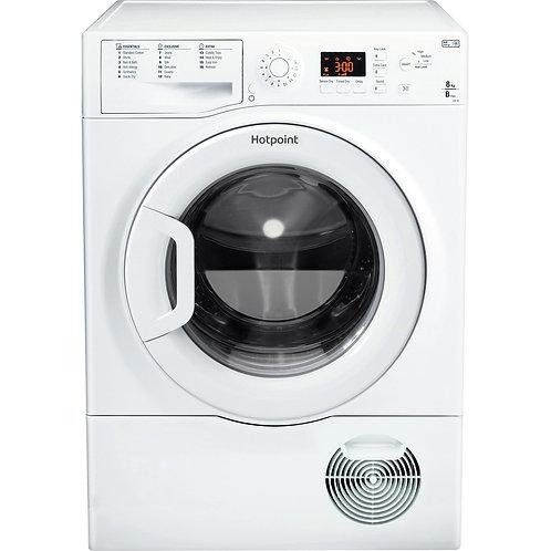 Hotpoint ECF878P 8kg Condenser Dryer B rated