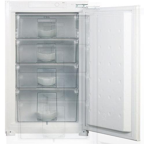 CDA FW482 - Built-in Freezer Fixed Door 87cm High