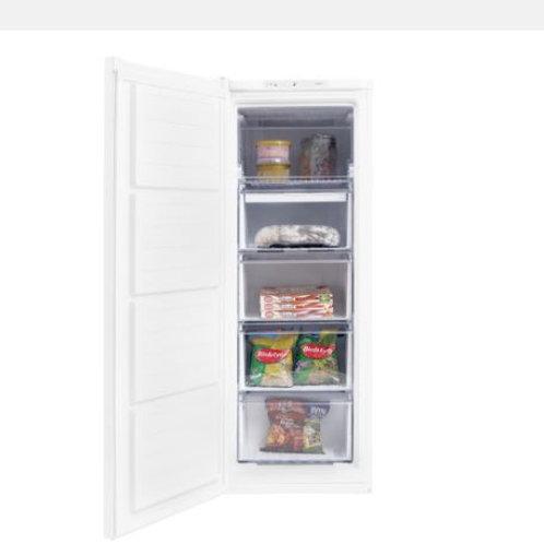 Beko FFG1545W Upright Freezer 168 Litres
