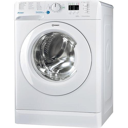 Indesit BWA81483XW 1400 Spin 8 kg