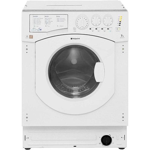 Hotpoint BHWD149  Built in Washer Dryer