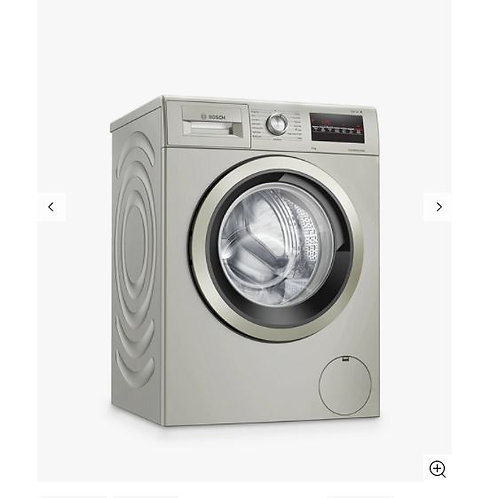Bosch WAN282X1GB Silver Washing machine 8kg 1400spin Freestanding