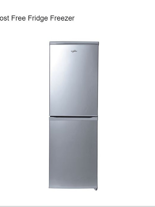 Statesman FF1525APS Silver 50cm Frost Free Fridge Freezer 152CM HT