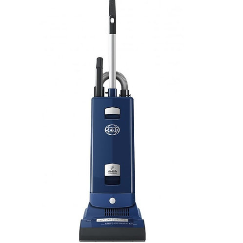 Sebo X7 Extra Blue ePower Upright Cleaner