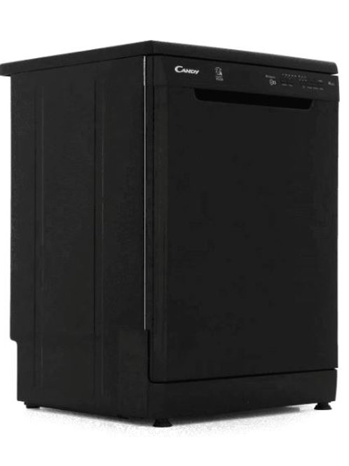 Candy CDP 1LS57B-80 Black Dishwasher