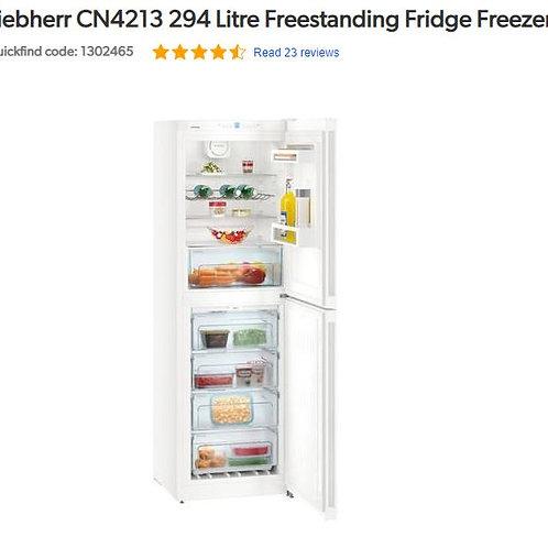 Liebherr CN4213 60cm Frost Free Fridge Freezer 186cm HT