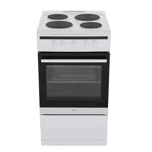 AMICA 508EE1W 50cm Cooker