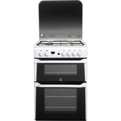 Indesit ID60G2W 60cm Gas Cooker