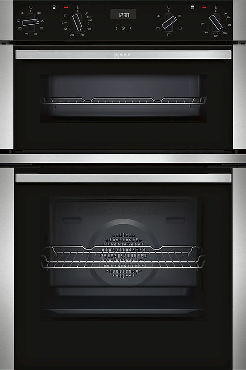 Neff U1ACE5HN0B Built-in Double Oven