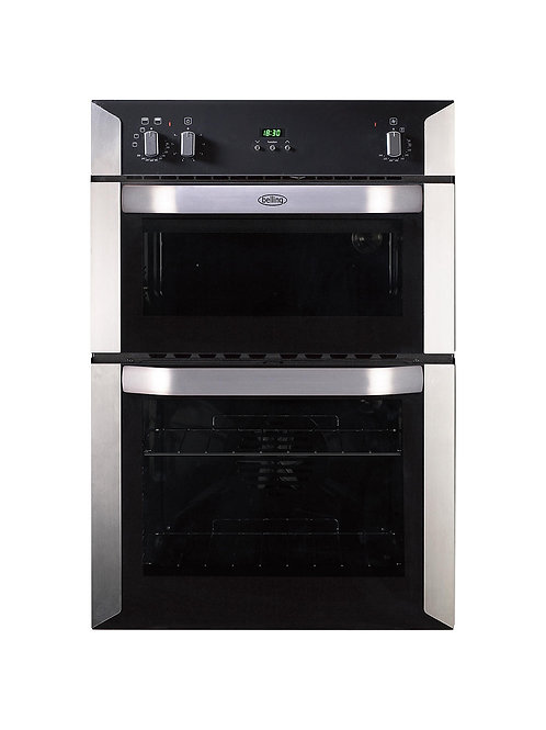 Belling BI902FP Built-in Double Oven