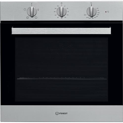 Indesit IFW6230IXUK S/Steel Conventional Single Oven