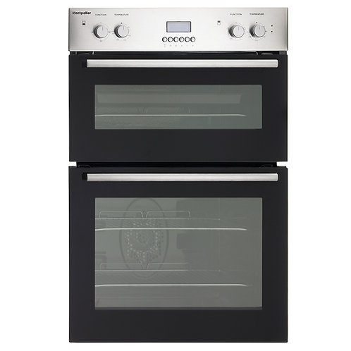 Montpellier DO3570IB Built-in Double Oven