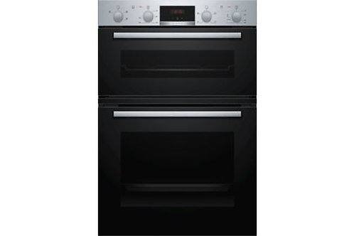 Bosch MHA113BR0B Stainless Steel Double Oven