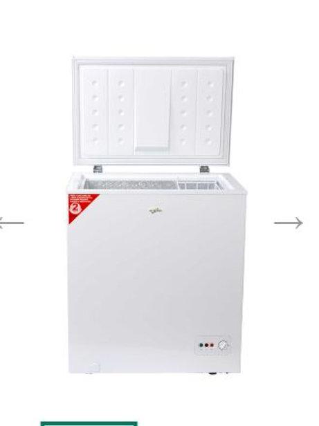 Statesman CHF151 Chest Freezer 142 Litre White