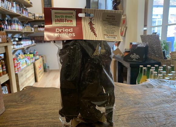 Dried Pasilla