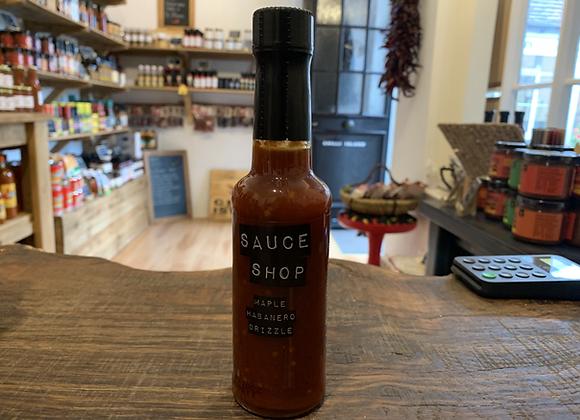 Sauce Shop Maple Habanero Drizzle