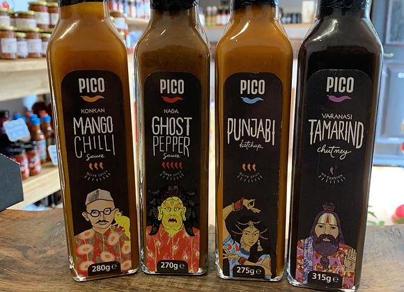 Pico Sauces