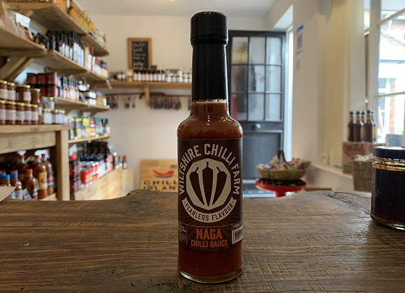 Wiltshire Naga Sauce
