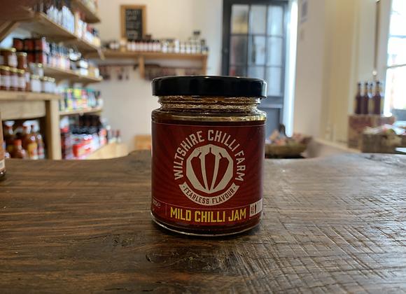 Wiltshire Mild Chilli Jam