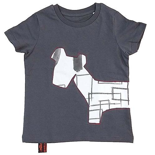 T shirt kids Vlakkie 98-104