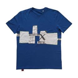 Tshirt blauw