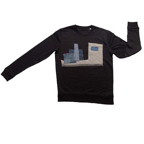 Sweater Denim Vinex M/L