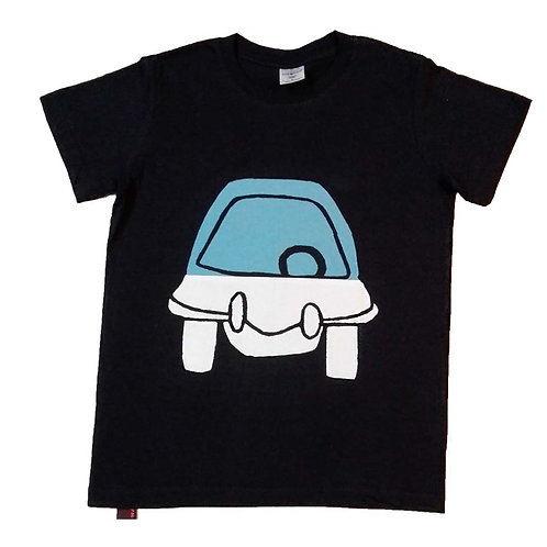 T-shirt kids Friend in white and blue 146-152 (11-12yr)