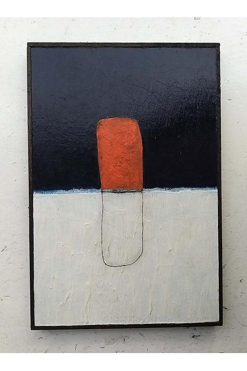 The Object, mixed media artwork