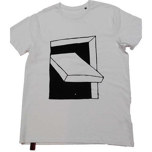 T-shirt Frisse lucht XL