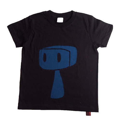 T-shirt kids Blue kid in town 134-140 (9-10yr)