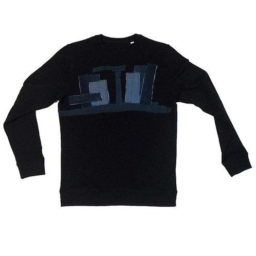 Sweater Denim industry S/M