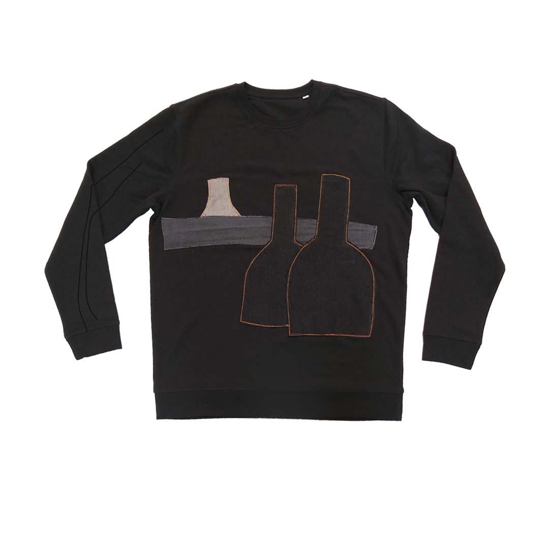 Sold black bottles
