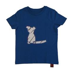 T shirt kids wacht hondje 5-6