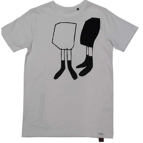 T-shirt Hot legs S