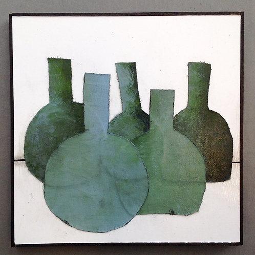 Bottles green SuPaNoSi