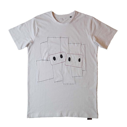 T-shirt The whites lost in the city S