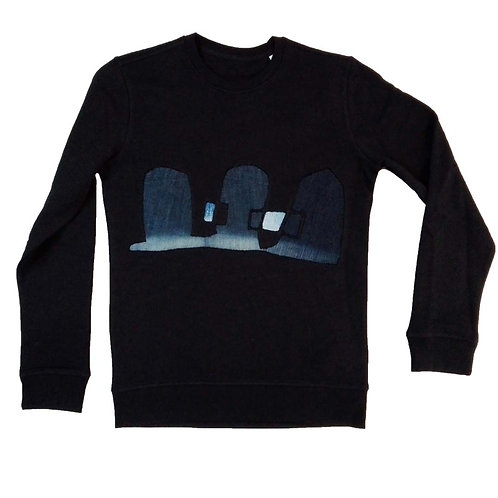 Sweater Blue forest S