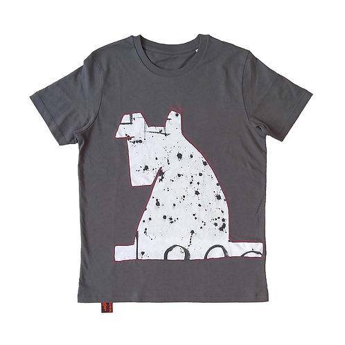 T-shirt kids Vlekje 140-146