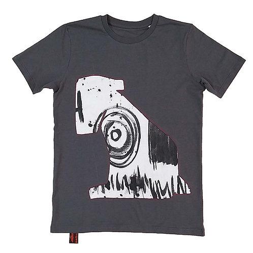 T shirt kids Vlekkie was ondeugend 152-164 (12-14yr)