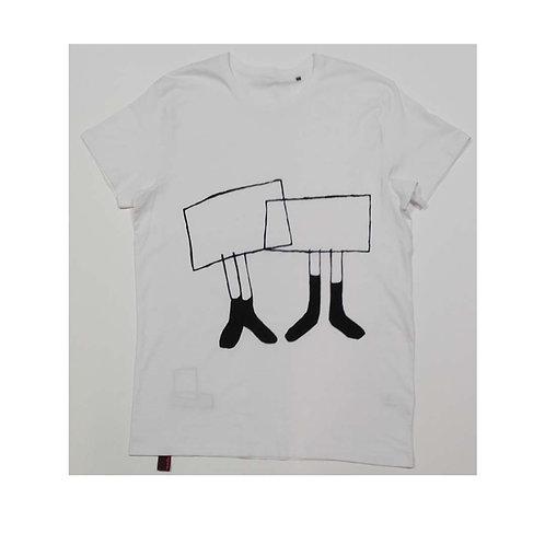 T-shirt Corrie en Toos XXL