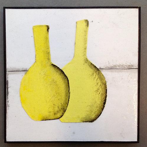 Bottles yellow SuPaNoSi
