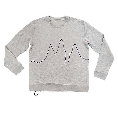 Sweater Walk the line 2XL