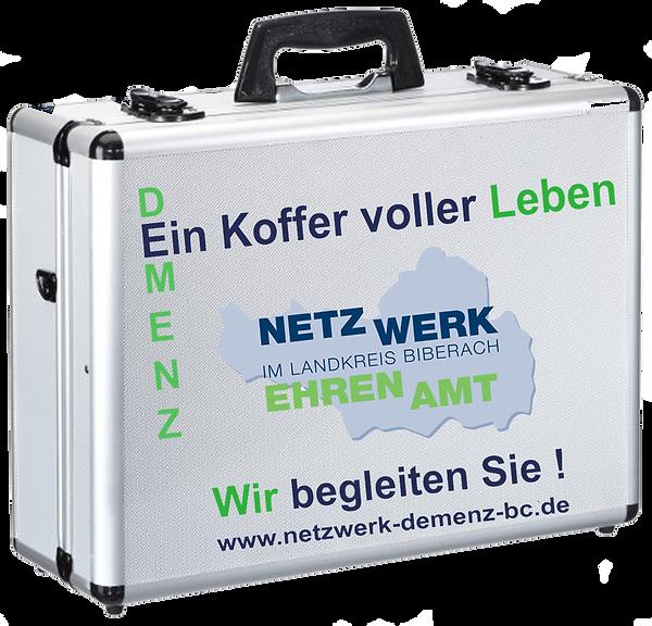 Druckvorlage Demenzkoffer Flyer LRA (201