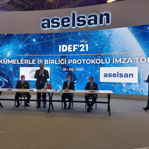 Aerospace Cluster Association and ASELSAN signed a MoU