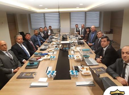 2019-1 Bölge Müdürleri toplantısını İstanbul'da gerçekleştirdik.