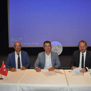 Teknopark İzmir ile İşbirliği Anlaşması