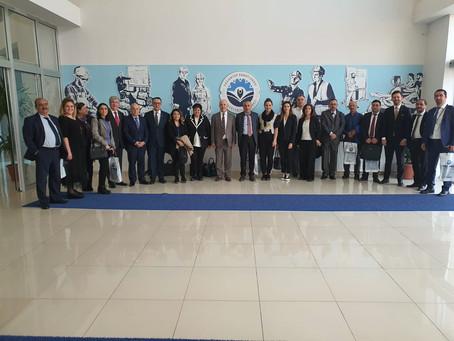 6. AKİP Koordinasyon ve İcra Kurulu Toplantısı Gaziantep'te gerçekleştirildi